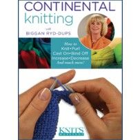 Continental Knitting Video Download