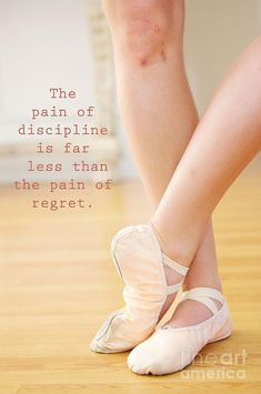 The Pain of Discipline Photograph - The Pain of Discipline Fine Art Print