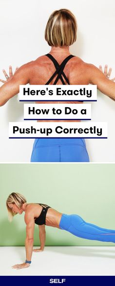 Curious about proper push-up form? Or how to modify them correctly? We've got answers. While push-ups aren't complicated, they do require strength and engagement from many different parts of your body. Here's everything you need to know about this fitness staple.