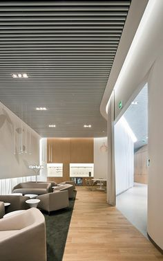 6 | Airport Lounge Simulates An Urban Park To Soothe Harried Flyers | Co.Design | business + design