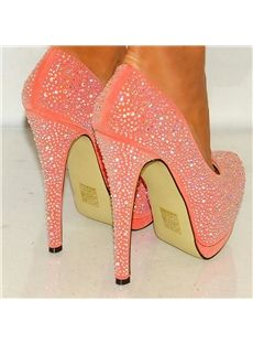Cheap Comfortable Silver Prom Shoes 2014 Online For Women Tidestore : Tidestore.com