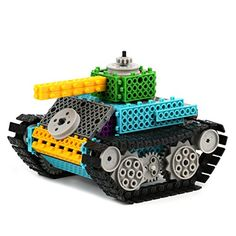 [$19.99 save 50%] #LightningDeal 90% claimed: Remote Control Building Kits for Boy Gift- Remote Control Tank Con... #LavaHot http://www.lavahotdeals.com/us/cheap/lightningdeal-90-claimed-remote-control-building-kits-boy/211512?utm_source=pinterest&utm_medium=rss&utm_campaign=at_lavahotdealsus