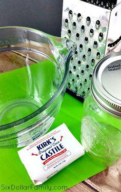 homemade-liquid-castile-soap-ingredients