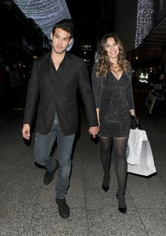 Kelly Brook: Ping-Pong Restaurant Launch in London