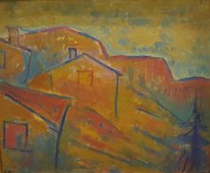 Maleri av Johs. Rian