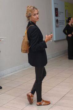 Lauren Hutton: Style File More