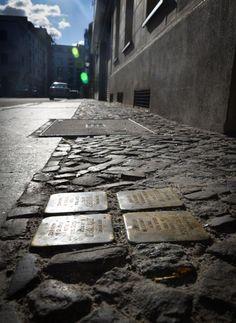 Stolpersteine Berlijn-11 6000 kleine monumenten in Berlijn