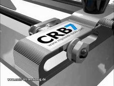 CRB7 MK3 Multifunktions-Basisplatte für Oberfräsen
