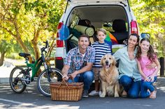 Road Trippin' With Your Pet www.petwantsfranchise.com #DogLovers