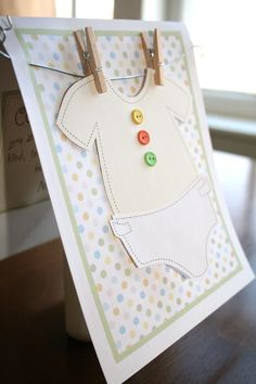 Oh Baby! Free DIY Baby Shower Card Download (found in SUPPLIES; click on, baby shower card art)