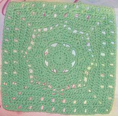 The Left Side of Crochet: Mistletoe