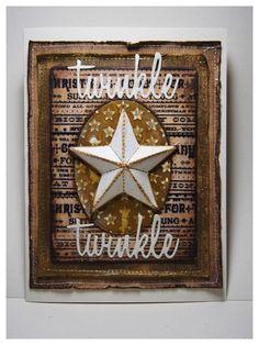 igirlzoe: Twinkle Twinkle Little Star Card