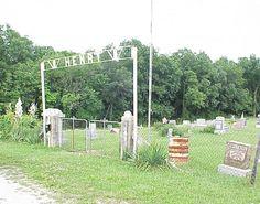 Henry Cemetery in Sullivan County, Missouri.