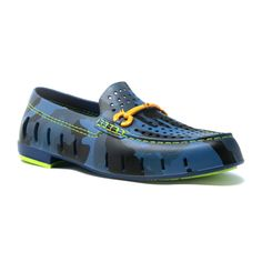 MENS                         – Floafers Blue Camo, Wide Feet, Classic Style, Personal Style, Loafers, Footwear, Stylish, Men, Farmhouse