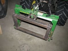 Best small modifications to your CUT. - Page 3 - MyTractorForum.com - The Friendliest Tractor Forum and Best Place for Tractor Information