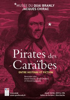 musée du quai Branly - Jacques Chirac - Production - musée du quai Branly - Jacques Chirac - Pirates des Caraïbes, entre histoire et fiction