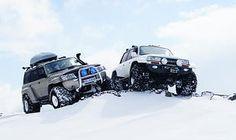 IceAk| Super jeeps tours