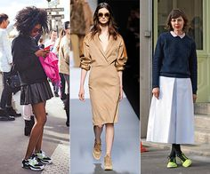 How to Wear it: Fashion Sneakers
