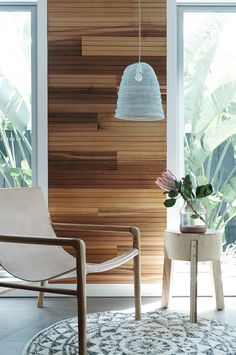 From Feast Watson's Timber Edit. The Australian timber care brand chose three stylists to bring the key looks to life. This is from the 'Raw & True' trend styled by Aimee Tarulli.