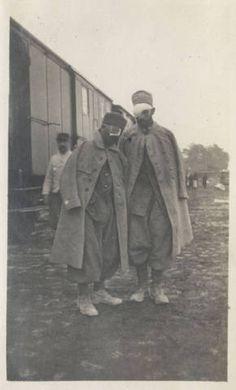 World War I photograph album of Henry Eglinton Montgomery Suckley :: Wilderstein Preservation