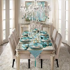 If you have a dining room, there's a good chance you don't use it very often. Most people would prefer to congregate around the kitchen table and the dining room is hardly ever used. Dining Room Table Decor, Dining Room Sets, Deco Table, Decoration Table, Dining Room Design, Living Room Decor, Dining Chairs, Kitchen Decorations, Elegant Dining Room