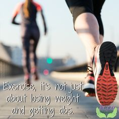 Exercise is an important part of living a healthy lifestyle. A lot of people miss out on the benefits of exercising such as reducing stress levels by increasing endorphins, reducing anxiety & depression, improved cardiovascular health, helps with diabetes, cholesterol. Improves sleep, exercise promotes bone density, strengthens muscles, tendons & ligaments.  When people think of exercise they just think weight loss, dieting and abs. But it's more than that!  #pcos #fitness #exercise…