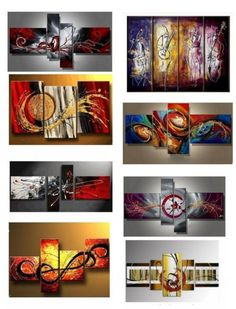 Extra large hand painted art paintings for home decoration. Large wall art, canvas painting for bedroom, dining room and living room, buy art online. #painting #art #wallart #walldecor #homedecoration #abstractart #abstractpainting #canvaspainting #artwork #largepainting Multi Canvas Painting, Living Room Canvas Painting, Multiple Canvas Paintings, Canvas Paintings For Sale, Large Canvas Art, Hand Painting Art, Paintings Online, Painted Canvas, Buy Paintings