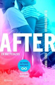 """Ficha de lectura de """"After 2"""" de Anna Todd, elaborada por Hugo Mártil"""
