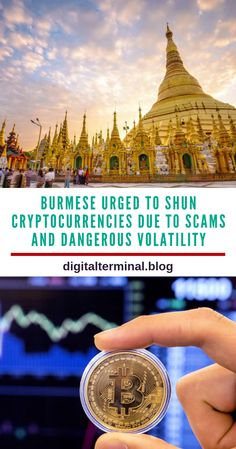 Myanmar is not yet ready to embrace the cryptocurrency wave, at least for now, according to a statement by the country's Central Bank. According to reports from local media, the bank does not… Crypto Mining, Central Bank, Burmese, Crypto Currencies, Bitcoin Mining, Blockchain, Cryptocurrency, Wave, Money