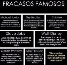 fracasos #coachingeducativo