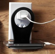 Cell Phone Charging Platform - Restoration Hardware