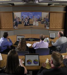 Telepresence Unified Communications, Products, Gadget