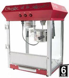 Discount $220.00 from $349.99 - 6oz Popcorn Maker Machine Paramount  Like, Repin, Share it  #todaydeals #deals #ChristmasDeals  #discounts #sale #Appliances