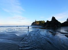 Ruby Beach ONP-top 4 things to do at Olympic NP