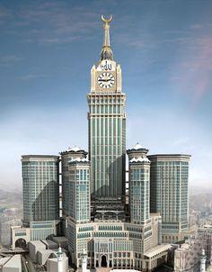 La bataille du temps : La Mecque contre Greenwich