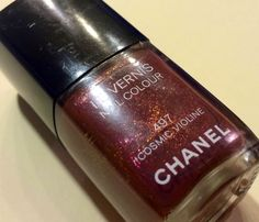 Chanel Cosmic Violine 497  Click to see swatches