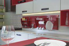 Nichos Organizadores para Cozinha : Acessórios e têxteis por Masutti Copat