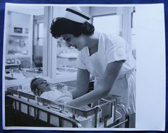 The love of nursing. Memories .... My first job was in LD ,nursery and premie nursery in the days before NICU's,1971.