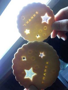 プレゼントに!! ステンドグラスクッキー by ichyuichyu ...