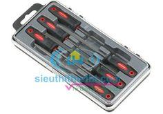 4x160mm Bộ giũa 6 chi tiết Endura E9034