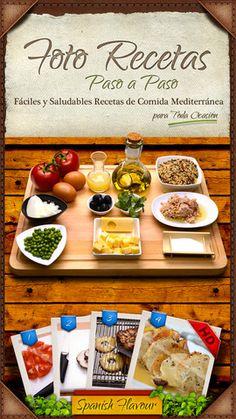 La aplicación de recetas españolas top 1