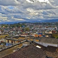 Xalapa, Veracruz, Mexico. I'll never forget my first morning in this wonderful city and the beautiful people.