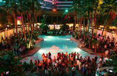 Sunday XS nightswim pool party.. For the best VIP table prices ~ Contact Tonya @ 702-743-8017