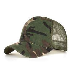 Baseball Cap Spring Summer Sun Hat Style Man Cap Mesh Casual Leisure  47530215  fashion   bfe0a2559ac6