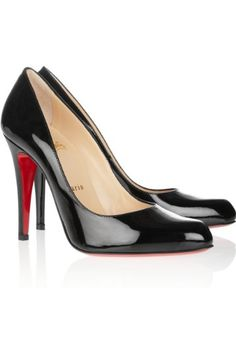 Christian Louboutin shoes... One day I'll have a pair.