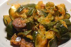 Courgettes chorizo recette cookeo. Pour ma part j'adore le chorizo et vous qu'en pensez vous de cette recette cookeo . Moi j'ai aimé Chorizo, Detox Recipes, Healthy Recipes, Zucchini, Vegetable Salad, Winter Food, Paleo Diet, Food Videos, Food Porn