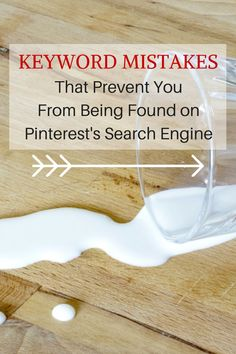 Visual Content Marketing Expert Reveals Keyword Mistakes That Prevent You From Being Found On Pinterest's Search Engine -