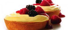 Κρεμα πατισερι (κρεμα ΓΙΩΤΗΣ) Greek Recipes, Cheesecake, Food And Drink, Lemon, Cooking Recipes, Pudding, Cupcakes, Sweets, Baking