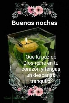 Good Night Massage, Good Morning In Spanish, Spanish Greetings, Red Orchids, Good Night Blessings, Happy Week, Night Messages, Motivational Phrases, God Prayer