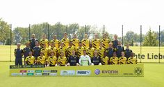 Borussia Dortmund BVB II  http://meinbvb09.wordpress.com/2014/08/26/mannschaftskader-bvb-ii-saison-20142015/